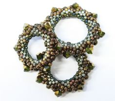 bling ring--free pattern #beads