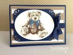 Afbeeldingsresultaat voor baby bear stampin up