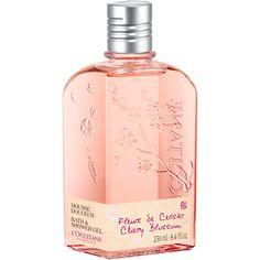 L'Occitane Cherry Blossom, I love this stuff