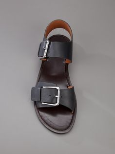 Marni sandals. Hell yea these shoes would go with just about everything! #aritziacleanslate