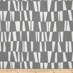 Premier Prints Indoor/Outdoor Sticks Grey from @fabricdotcom  Premier Prints outdoor fabrics are screen printed on spun polyester and have a stain and water resistant finish. These fabrics withstand direct sunlight for up to 1000 hours making them both durable and versatile, perfect for outdoor settings and indoor living in sunny rooms, great family friendly fabric! Create decorative toss pillows, chair pads, placemats, tote bags and much more.