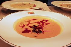 Kürbiscremesuppe Restaurant, Fine Dining, Opera, Diner Restaurant, Restaurants, Dining