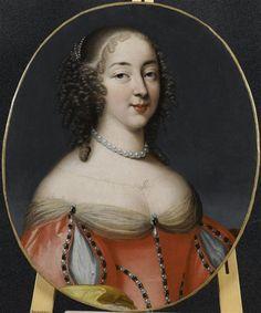 Duchesse de Chevreuse (Magny-les-Hameaux, musée de Port-Royal des Champs, Charlotte de Lorraine.