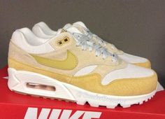 classic fit 5a989 60f72 First Look  Nike Air Max 90 1 Wheat Gold The Nike Air Max 90
