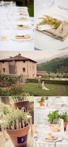 Wedding Venue: Villa Catureglio, Borgo a Mozzano (Lucca) in Tuscany, Italy