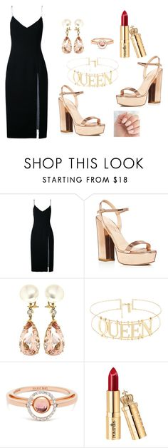 """""""Sin título #710"""" by malvinacabj on Polyvore featuring moda, Christopher Esber, Charles David, Valentin Magro y Marie Mas"""