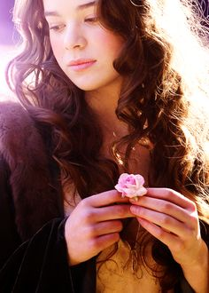 hailee steinfeld romeo and juliet - Google Search
