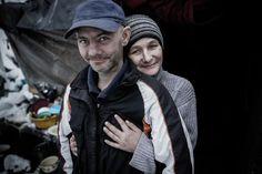 Jindřich Štreit fotil bezdomovce na jihu Čech. Fotky jsou k vidění v Galerii Mariánská | kulturne.com