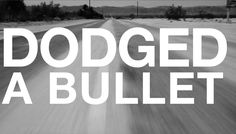 Dodged A Bullet (OFFICIAL LYRIC VIDEO)