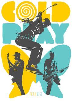 ColdplayArt Paradise