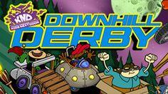 Codename: Kids Next Door - Downhill Derby
