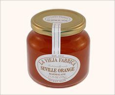 "La Vieja Fábrica Seville Orange Marmalade, available in our ""Bueno Breakfast"" gift assortment."