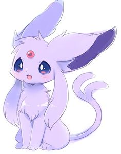 Extremely Cute Espeon