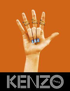 Kenzo Spring/Summer 2014