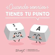 Que no falten nunca esas sonrisas picaronas tan tuyas ;) #mrwonderfulshop #felizviernes  There is something about the way you smile. Never stop giving me those saucy smiles of yours.