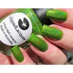 Lilypad Lacquer - Frogs Alive