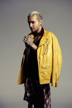 """Superior"" Photoshoot by Marc Huth - imagecache h 800 image 1757612172 c - Tokio Hotel CZ - Gallery - Photo Gallery Bill Kaulitz, Tokio Hotel, Celebrity Photos, Military Jacket, Photo Galleries, Raincoat, Photoshoot, Guys, Gallery"