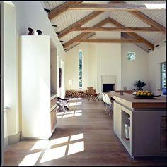 Barn House   Dreyer Architecture