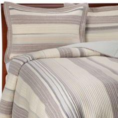 East Hampton Quilt, 100% Cotton - BedBathandBeyond.com