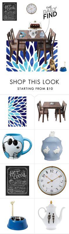 """Beyond Blue Spring Ceramic Bunny Sugar Bowl, The Daily Find, Zulily.com"" by freida-adams ❤ liked on Polyvore featuring interior, interiors, interior design, home, home decor, interior decorating, nuLOOM, Hedge House, Vandor and Home Essentials"