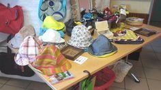 """Exposition """"Week-End des Arts à Dampierre-Lès- Conflans 9-10 Mai 2015 (Merci Photos NM&CF) – à """"Week-End des Arts"""". Aparkhê (@AparkheCouture)   Twitter"""