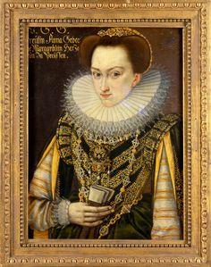 Kurfürstin Anna von Brandenburg, geb. von Preußen (1576–1625)