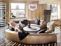 Kelly Wearstler Furniture #kellywearstler #furniture #design