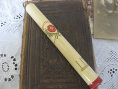 Montecruz Dunhill Cigar Tube Can by MyLittleSomethings on Etsy
