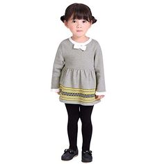 Hatoys Dress Baby Girl Knitted Sweater Dress Winter Pullovers Crochet Dress Tops Clothes -- Star Wars is back and better than ever with tons of great options to choose from for Halloween Costumes. Check out this star wars costume and all of our others! Star Wars Baby Clothes, Unisex Baby Clothes, Baby Outfits Newborn, Baby Boy Outfits, Winter Dresses, Dress Winter, Knitting Baby Girl, Baby Dress Design, Gender Neutral Baby Clothes
