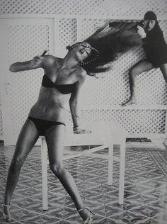 by Norman Parkinson, Vogue 1975