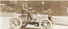 Did you know that the first Bugatti was manufactured in 1901 with a four-cylinder engine?