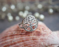 Tree of Life Sterling Silver Available in by EricDanielDesigns