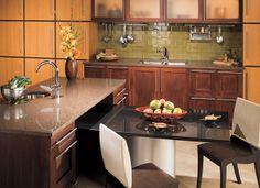 Tile Backsplash Ideas For Your Kitchen Remodel Cabinets And Countertops, Quartz Countertops, Kitchen Backsplash, Kitchen Cabinets, Backsplash Ideas, Design Your Kitchen, Kitchen Gallery, Tile Design, Kitchen Remodel