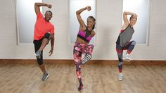 Get Ready to Move! Booty Shake Cardio Dance Bootcamp: Shake off calories and tone your booty with celebrity trainer JJ Dancer!