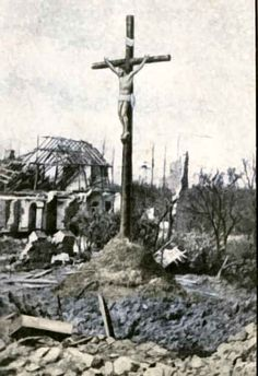 "Image result for ""The christ of the trenches"""