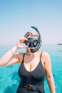 A Day Spent Snorkelling Around Dimaniyat Islands - Abigail Alice Mohamed Salah Liverpool, Snorkel Mask, Scuba Girl, Crystal Clear Water, Snorkelling, Marine Life, Scuba Diving, Under The Sea, Underwater