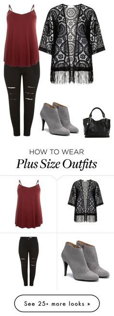 """""""Everyday """" by laura-lee-22 on Polyvore featuring Zizzi"""