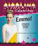 Actress and Trailblazer Emma Stone is rapidly becoming one of Hollywood's leading ladies. Read all acting career in this engaging title from Michael A. Schuman. EMMA! explores her life in Arizona, her rise to fame, and her future plans.