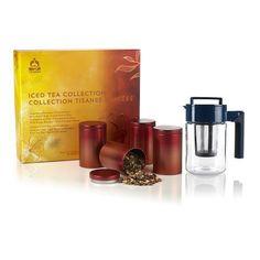 Teavana Iced Tea Gift Set - http://mygourmetgifts.com/teavana-iced-tea-gift-set/