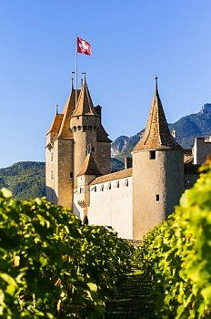 Wattwil (Kanton Sankt Gallen) - Iberg Castle / Burg Iberg ...
