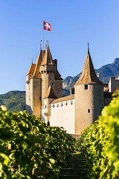 Aigle / Vaud , Switzerland