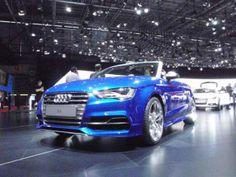 2015 Audi S3 Cabriolet - 2014 Geneva Auto Show