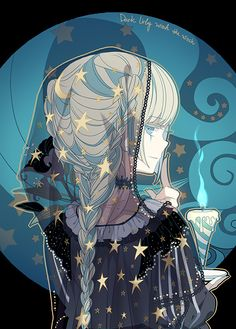 anime and anime girl image Anime Chibi, Manga Anime, Fan Art Anime, Anime Art Girl, Anime Girls, Fantasy Kunst, Fantasy Art, Manga Girl, Anime Style