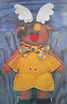 Raymond Doll Pattern A Costume Pal by Alice by CurlicueCreations