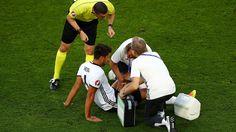 Germany's Khedira ruled out of France semi-final