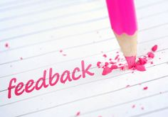 #Stylists need feedback and criticism from those who they trust will give them honest, constructive criticism