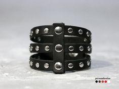 Apple Watch Bracelets, Black Bracelets, Biker Accessories, Women Accessories, Leather Jewelry, Metal Jewelry, Apple Straps, Leather Wristbands, Hard Metal
