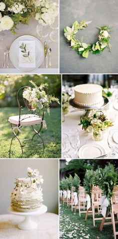 A Nod to Forty Shades of Green… St Patricks Day and Irish wedding styling ideas