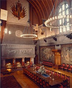 banquet hall biltmore this is a real life sustainable castle - The Dining Room Biltmore Estate