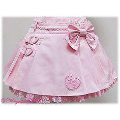 Lovely Girl Pleated Skirt by Angelic Pretty Kids Dress Wear, Little Dresses, Little Girl Dresses, Kids Frocks Design, Baby Frocks Designs, Baby Skirt, Baby Dress, Lolita Mode, Skirts For Kids